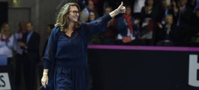 Mary Pierce to be Yannick Noah's assistant captain in Fed Cup