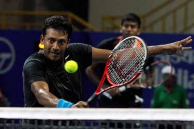 Mahesh Bhupathi becomes the new captain of India's Davis Cup team