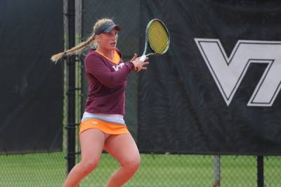 Katherine Butler: 'My favorite spots on campus are the tennis center and the Torgerson bridge'
