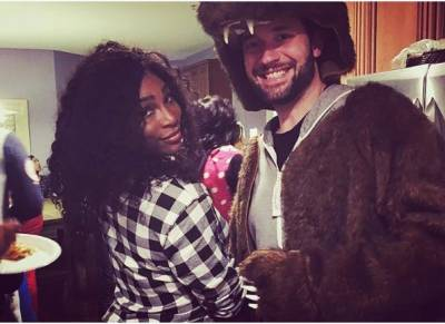 Serena Williams gets engaged to Reddit co-founder Alexis Ohanian!