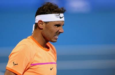 Rafael Nadal: 'Great victory! In the third set I played more aggressive'