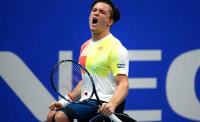 Wheelchair Tennis Champion Gordon Reid Receives MBE 'It is a Great Honour for Me'