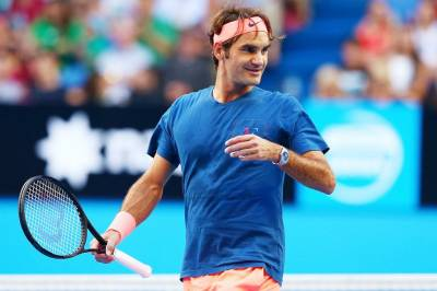 Roger Federer: 'Sometimes I pinch myself to realize what I did in my career'
