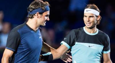 Federer and Nadal: two claimants to the throne of Murray?