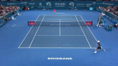 Top 5 hot shots from Day 4 in Brisbane
