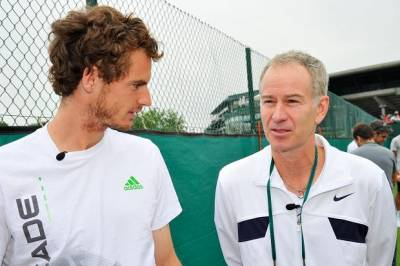 John McEnroe: 'Murray will have much pressure in Melbourne'