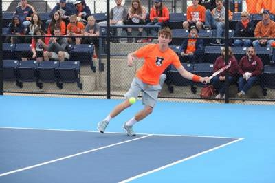 Ross Guignon named the Volunteer Assistant Coach at Illinois for the upcoming season