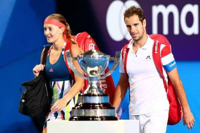 HOPMAN CUP: France wins Hopman Cup for the second time after victory over USA in the mixed doubles