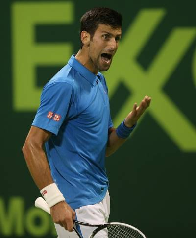 Novak Djokovic: 'I will get fined for hitting a spectator with a ball'