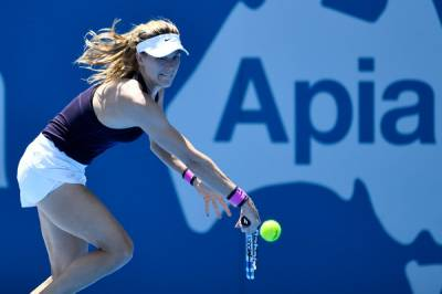 Eugenie Bouchard: 'From time to time, I have a security guard with me on the Tour'