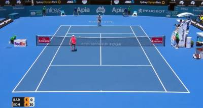 Top 5 ATP Hot Shots from Day 2 in Sydney