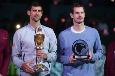 ATP RANKINGS 09-01-2017: Murray is 780 points ahead of Djokovic while Monfils is 6th