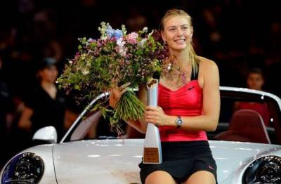 Maria Sharapova to come back in Stuttgart!