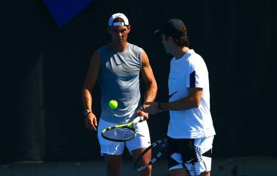 Carlos Moya: 'Nadal is too demanding with himself, it takes time to evolve'