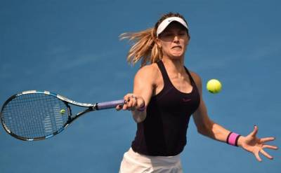 WTA Sydney: Eugenie Bouchard reaches semi-finals