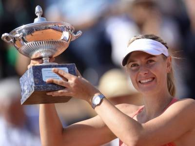 After Stuttgart, Maria Sharapova commits to play in Rome!