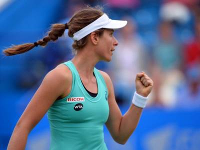 Is Johanna Konta the real pitfall for Kerber and Serena?
