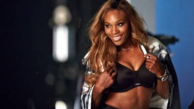 HOT Serena Williams speaks about passion, dances in Lingerie! (VIDEO INSIDE)