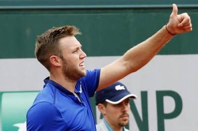 Jack Sock '2016 was Special. But I want to keep building the base in 2017'