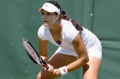 Laura Robson Discloses She is Working with a Sports Psychologist