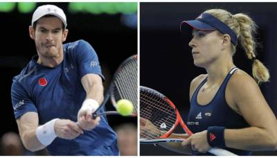 Andy Murray, Angelique Kerber and Roger Federer Headline Day 1 Schedule of the Australian Open