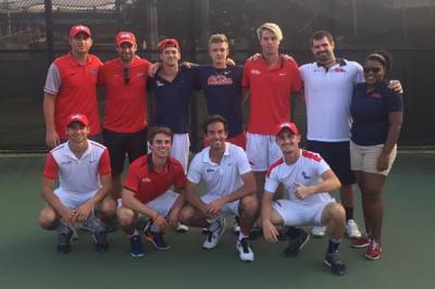 Div I / M: Ole Miss opens the season with a commanding 7-0 win over University of Hawai'i