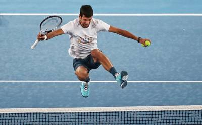 Novak Djokovic: 'Being No. 1 isn't the priority, I take one tournament at a time'