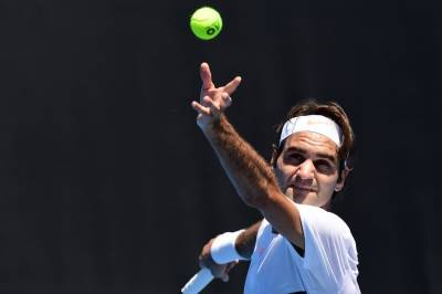 Roger Federer: 'I feel ready, I trained as hard as I could'