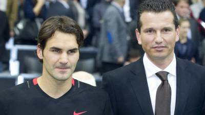 Krajicek: 'Federer's absence in 2016 in Rotterdam helped us this year'