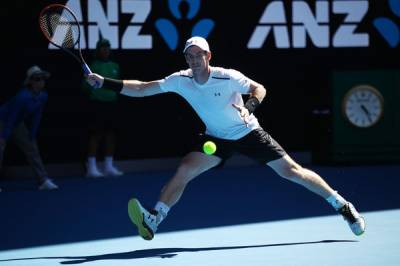 AUSTRALIAN OPEN MEN'S SINGLES: Solid start for Murray while Nishikori and Cilic had to earn their wins
