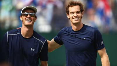 Jamie Murray is more attractive than Brother Andy! (TWEET INSIDE)