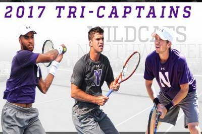 Northwestern Wildcats choose tri-captains for the new season