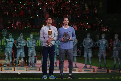 ATP RANKINGS 16-01-2017: Murray and Djokovic battles for the number 1 in Melbourne