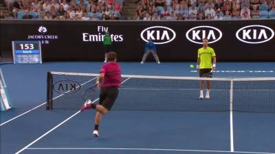New balls please: Stan smashes Klizan where the sun don?t shine