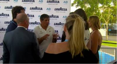 Barista Showdown with Toni Nadal