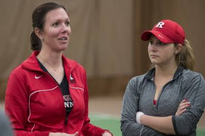 Hilary Ritchie: 'Rutgers is always trying to do the next best thing. It?s been exciting to watch our school and athletics