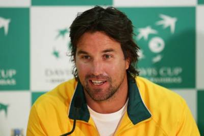 Pat Rafter: 'Kyrgios and Tomic will continue do it their way'