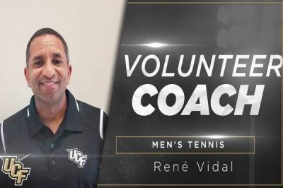 Rene Vidal appointed as a volunteer coach at UCF