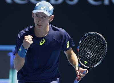 Alex De Minaur satisfied of his 'incredible' Australian summer