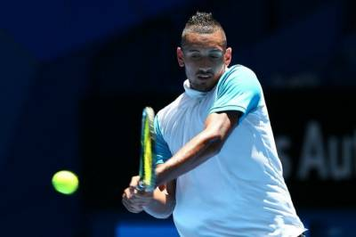 Nick Kyrgios withdraws from Australian Open doubles and gets fined