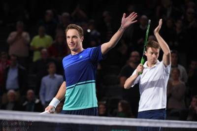 AUSTRALIAN OPEN MEN'S DOUBLES: Henri Kontinen and John Peers hope of winning tournament well and truly alive