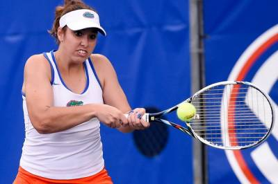 ITA Division I Women's Rankings - January 18, 2017: Florida keeps the lead ahead of North Carolina and Pepperdine