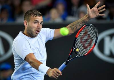 Dan Evans Says He Was Seriously Angry After Kevin Pietersen Refused to take a Selfie with Him