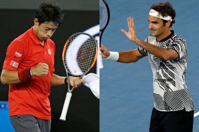 Australian Open Day 7: Will Nishikori be able to stop the rise of Federer?
