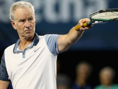 John McEnroe: 'Stats in tennis are stupid'
