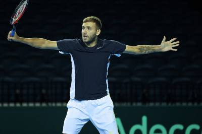 John Tomic: 'Nothing bad was said to Dan Evans from the Tomic box'