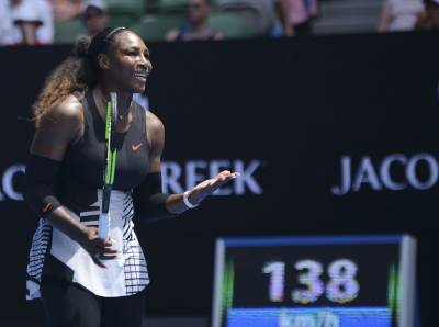 Serena Williams: 'I got engaged with Alexis Ohanian a couple of years ago!'