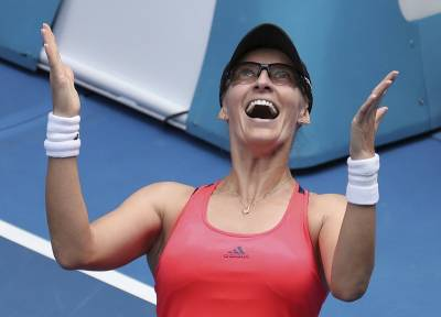 Lucic Baroni: 'I have not been having a clothing brand for a while'