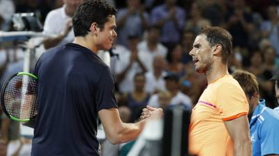 Australian Open Day 10: Will Raonic be able to handle a resurgent Nadal?