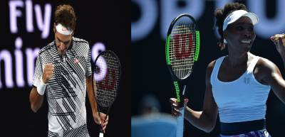 Australian Open Day 11: Can Federer and Venus roll back the years and make the final?
